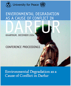 Environmental Degradation as a Cause of Conflict in Darfur