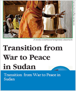 Transition from War to Peace in Sudan